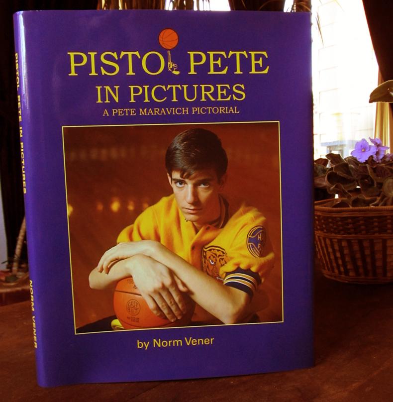 Pistol Pete in Pictures