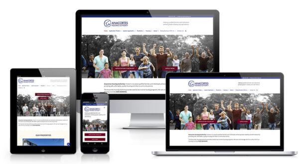 Anacortes Housing Authority Website